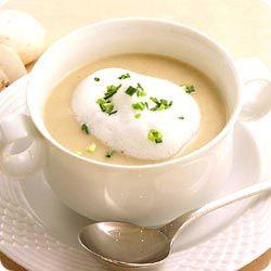 きのこのスープカプチーノ仕立て (レシピNo.1336)|ネスレ バランスレシピ