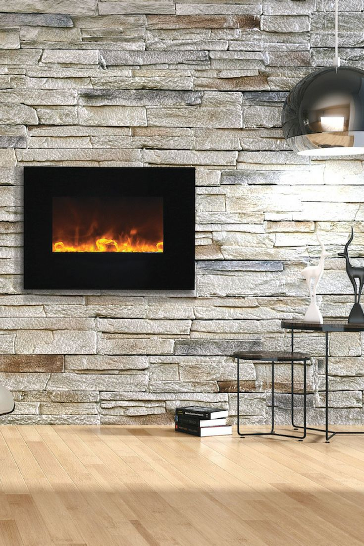 1000 images about modern electric fireplaces on pinterest for Ventless fireplace modern