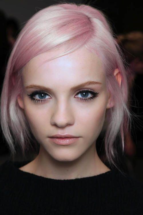 (more) Pastel hair