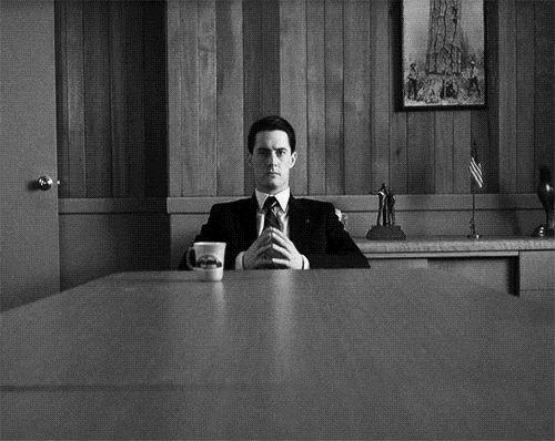 Agent Dale Cooper - Twin Peaks