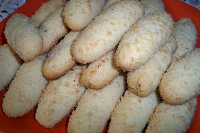 """Кулинарная интрига: Печенье """"Кокосовые батончики"""""""