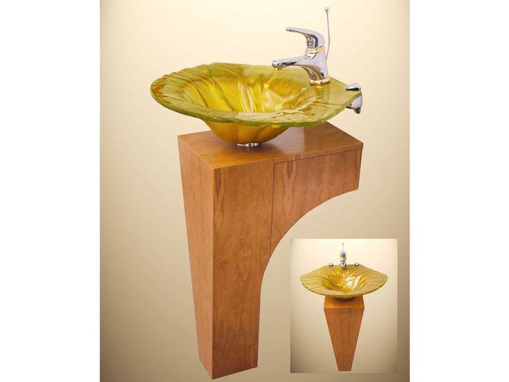 Tulip Vanity #decor #interior #interiordesign #homedesign #homestyle #homewares #interiorinspiration #cbdglass