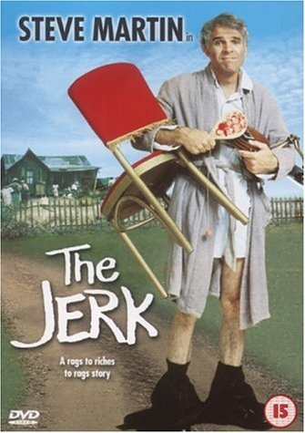 The JerkFilm, Jerk 1979, Fav Movie, Black Child, Steve Martin, Funniest Movie, Funny, Phones Book, Favorite Movie