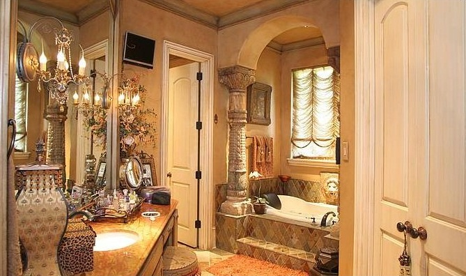 Obeo Com Interior Design Old World Tuscan Bathrooms And