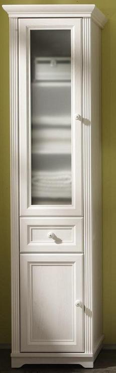 Vysoká skříňka JASMIN - Sconto Nábytek