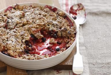 Dump Cake Recipe With Cake Mix and Nuts