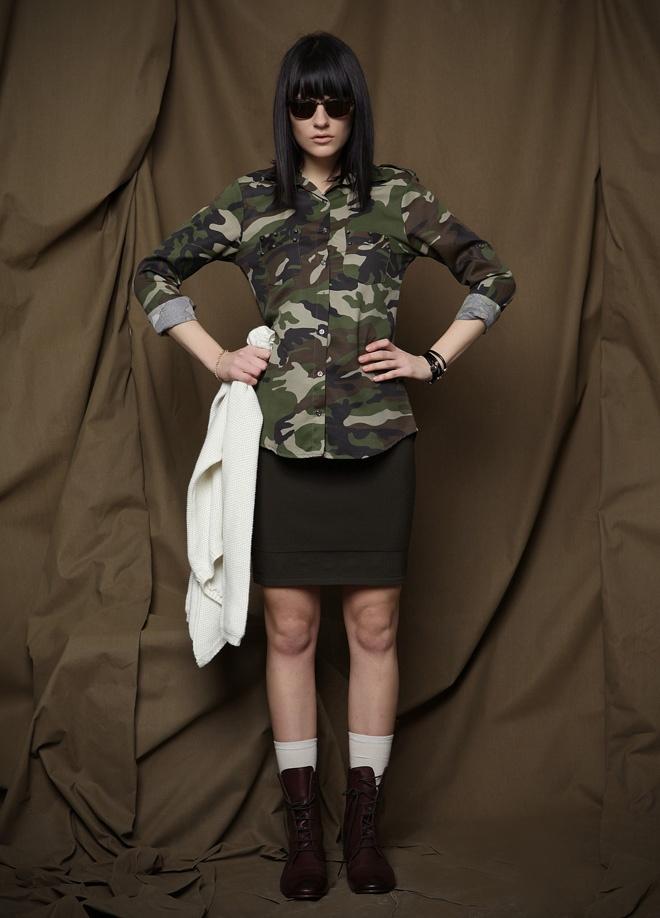 Miss pile Cepleri troklu kamuflaj gömlek Markafoni'de 125,00 TL yerine 34,99 TL! Satın almak için: http://www.markafoni.com/product/3006893/