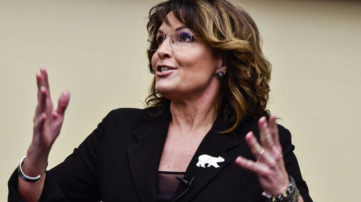 Getty Images                                               Former Governor Sarah Palin  Former governor of Alaska and vice presidential candidate Sarah Palin is suing the New York Times for defamation over a recent editorial tying one of her political action committee ads to... - #Alleged, #Defamat, #Finance, #Palin, #Sarah, #Sues, #Times, #York