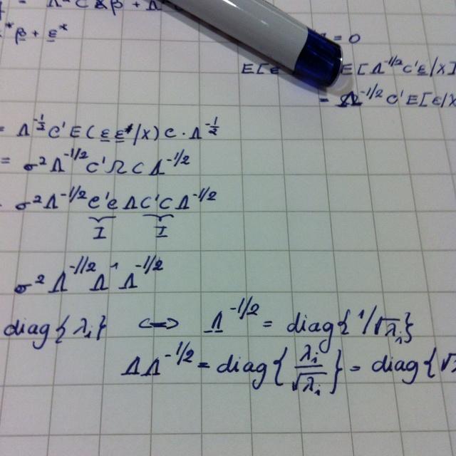 Teorema spettrale