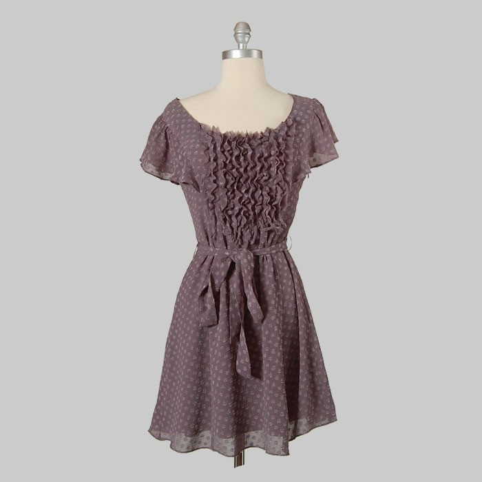 The Way We Were Dress Women's Clothing, Women's Dresses, Maternity and Children| shopbouchique.com: Lilacs Dresses, Dresses Woman, Ruffli Lilacs, Bridesmaid Dresses, Maids Dresses, Woman Dresses, Dresses 6800, Sweet Grey, Dresses 68 00