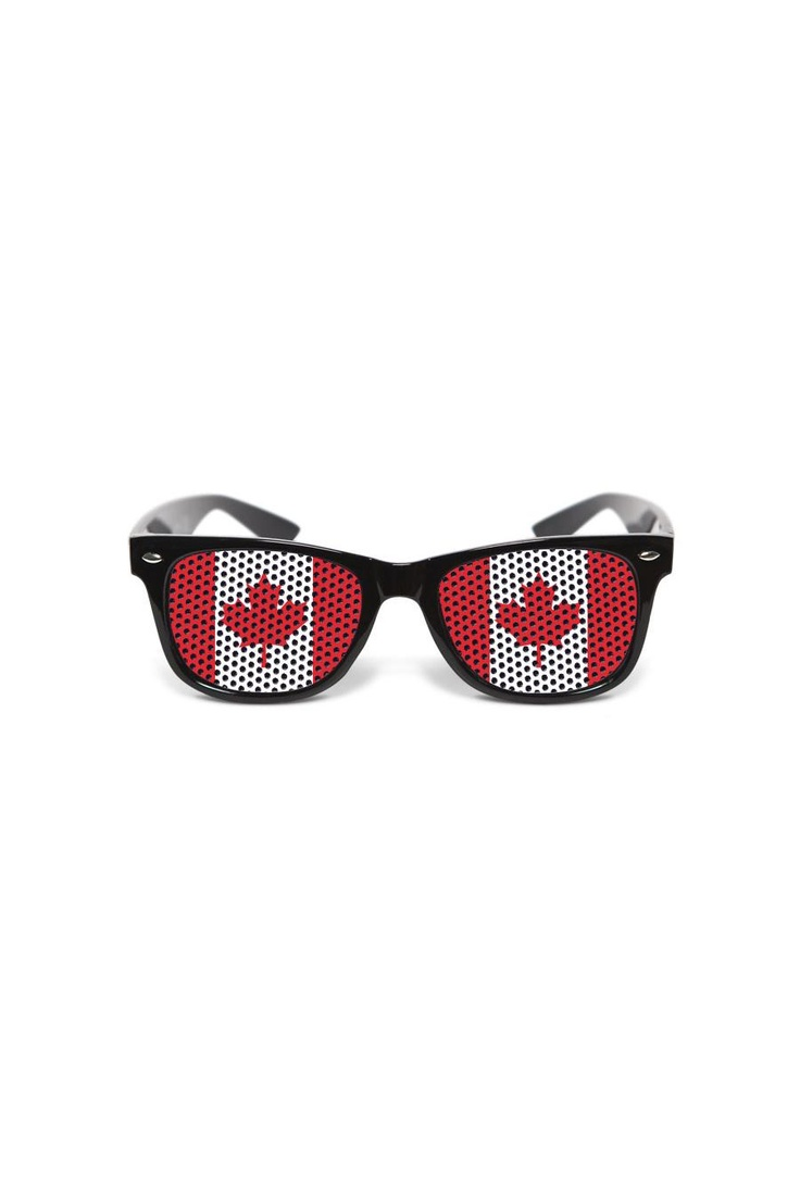 Canada SunglassesCanada Glasses, Scared Sunglasses, Glasses Canada, Flags Glasses, Nunu'S Glasses, Canadian, Eye Sunglasses, Products, Canada Sunglasses
