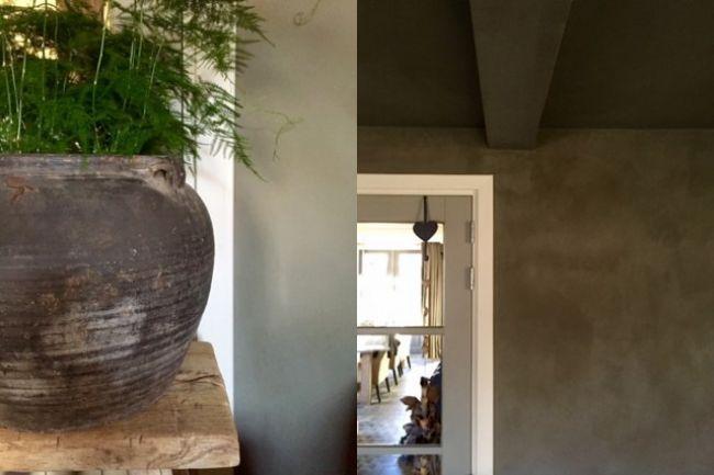 Blog | Pure & Original Fresco Zinc / Flanel Grey Credit: WoonThuis
