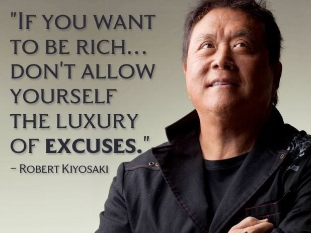 Earn while helping other people achieve their dreams...  www.phpmovement.com/darwin: Luxury, Noexcuses, Inspiring Quotes, Rich, Inspirational Quotes, Don T Allow, No Excuses, Robert Kiyosaki