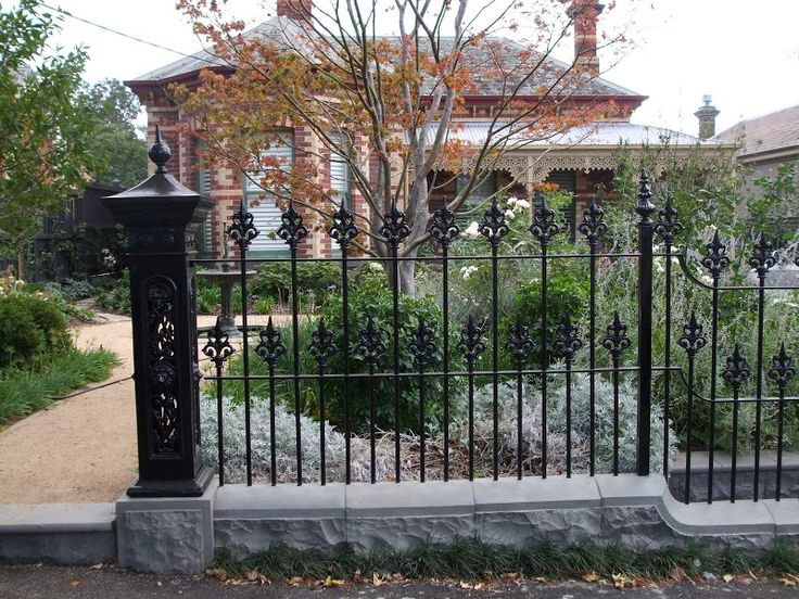 Wrought Iron Gates Melbourne | Steel Gates | Haven FencingHaven Fencing