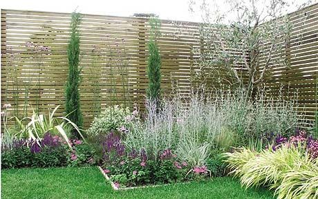 Privacy is always high on the wish list. Here are best ways to mark out your   garden boundaries