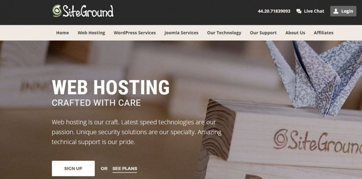 Siteground- Webhosting – Kukkailua #siteground #webhosting