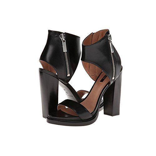 (レイチェル ゾー) Rachel Zoe レディース シューズ・靴 サンダル Jamie 並行輸入品  新品【取り寄せ商品のため、お届けまでに2週間前後かかります。】 カラー:Black Vachetta 商品番号:ol-8070577-3455