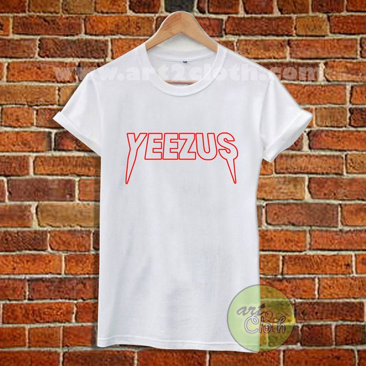 Kanye West On Yeezus T Shirt Size XS,S,M,L,XL,2XL,3XL //Price: $12 // #FashionMens