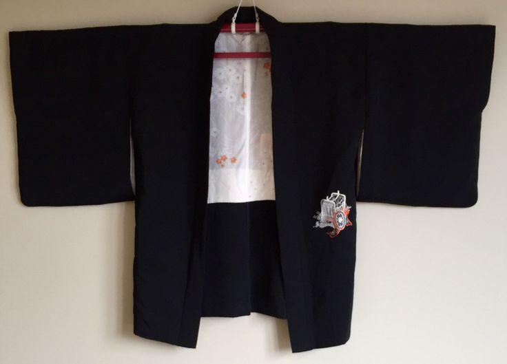 A personal favourite from my Etsy shop https://www.etsy.com/au/listing/477878349/1950s-black-haori-kimono-jacket-boho