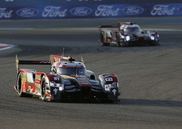 Abschied nehmen leicht gemacht: Audi-Doppelsieg bei der FIA-Langstrecken-Weltmeisterschaft WEC