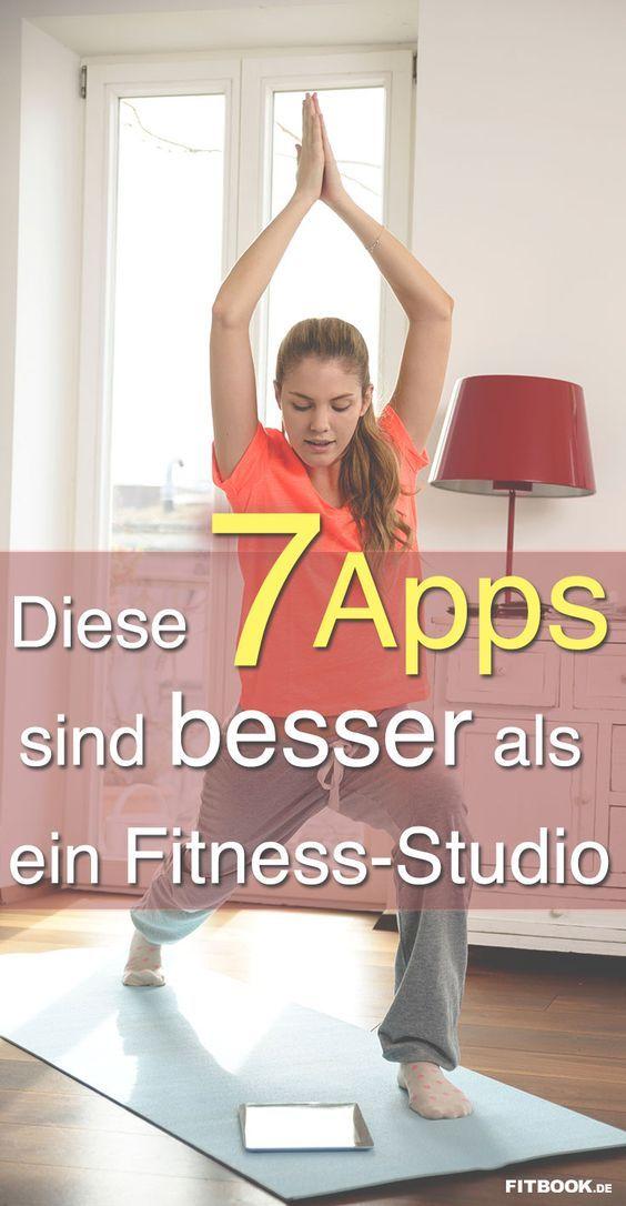 Diese 7 Apps sind besser als ein Fitness-Studio