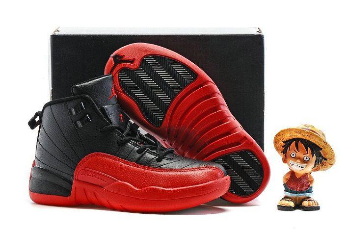 jordan 12 red boys purchase 8d285 8cf89