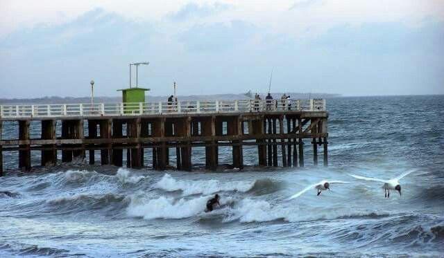 #Miramar #Pomol #Surf #Muelle