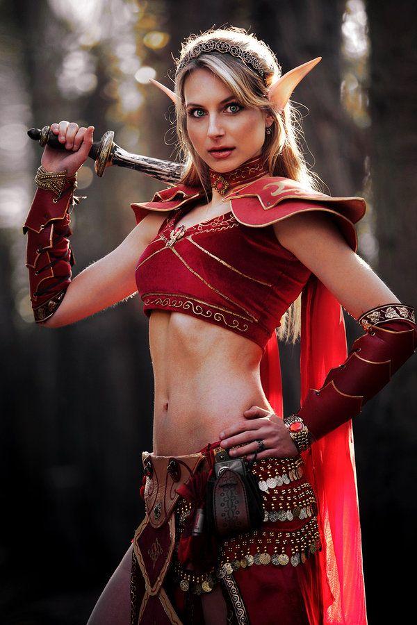 Cosplay Center • Cosplay • fb • Lena Lara • Blood Elf ...