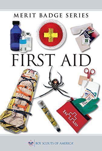 First aid merit badge book pdf