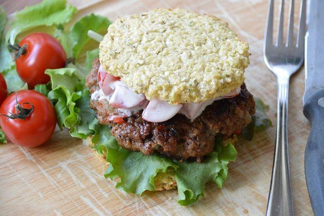 Mexicaanse hamburgers | Oerkracht - Paleo, Puur & meer