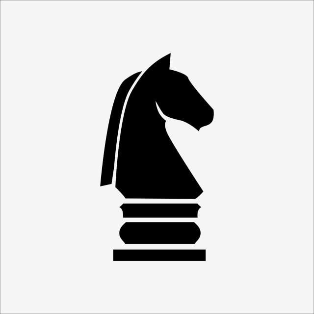 Chess Knight Horse Logo Illustration Logo Icons Horse Icons Chess Icons Png And Vector With Transparent Background For Free Download Horse Logo Horse Logo Design Logo Illustration