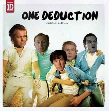 """This man band. 
