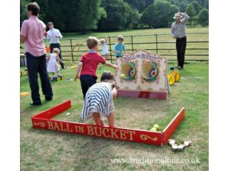 WEDDING FETE HIRE, VINTAGE STYLE FAIRGROUND GAMES, VINTAGE FETE GAMES, SWING BOATS,  CHRISTMAS PARTY Somerset Picture 2