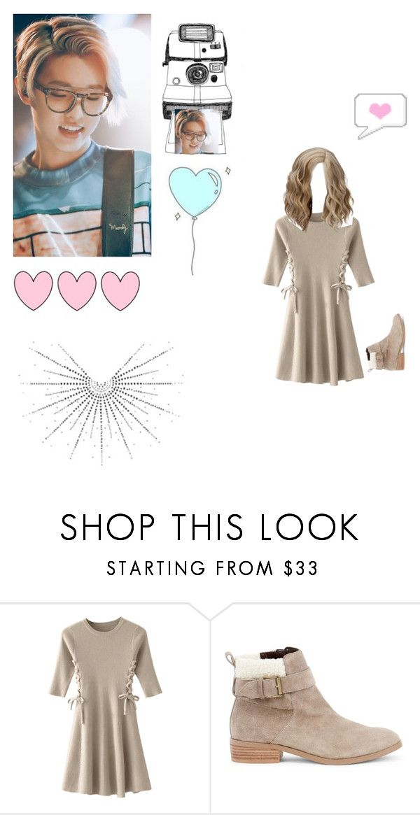 """""""Your my angel and your slowly healing me."""" by xxkatelynn-lacolexx ❤ liked on Polyvore featuring Sole Society"""