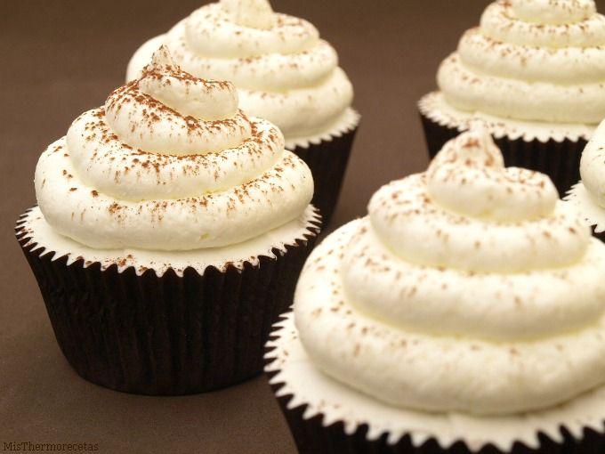 Cupcakes de Tiramisú Thermomix