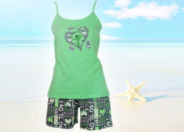 Women's Cotton Summer Pajamas!