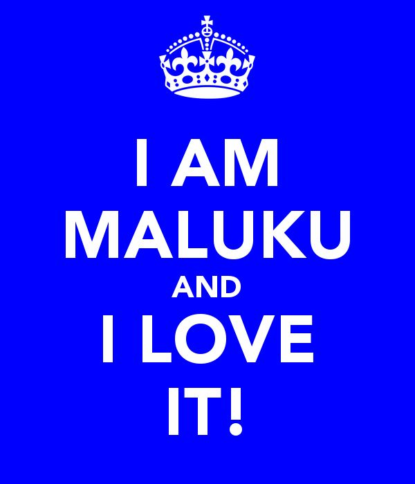 I am Maluku