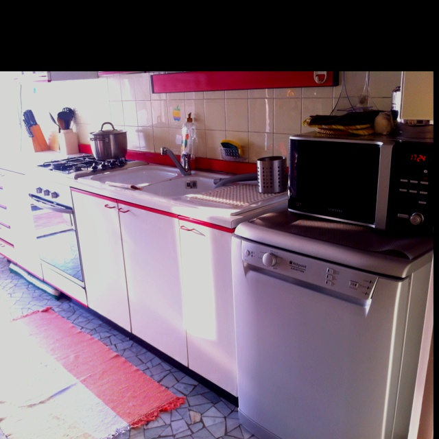 My lovely new kitchen