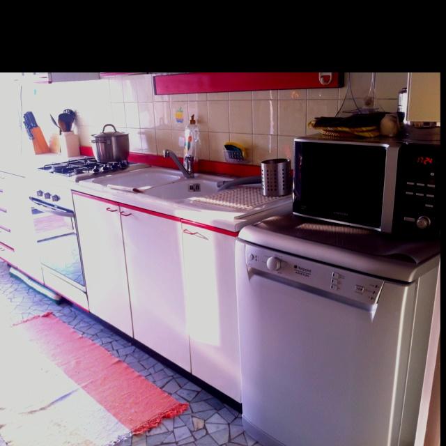 My lovely new kitchen