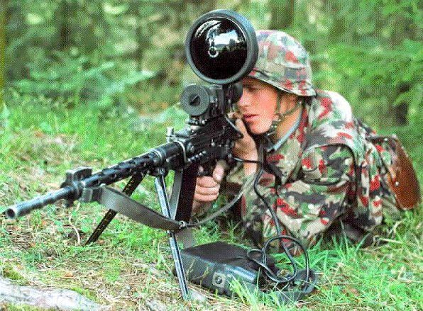 swiss military forces | Swiss Army 1950-1990 (old school)