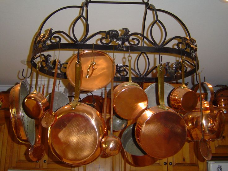 I have fallen in love with my copper cookware! Made in Dufort in the South of France by Pierre Vergnes, Artisan du Cuivre à Durfort     http://www.pierrevergnes.com/