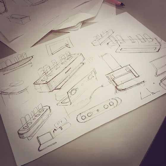 #nixie #sketch #productdesign