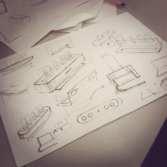 #nixie #sketch #productdesign