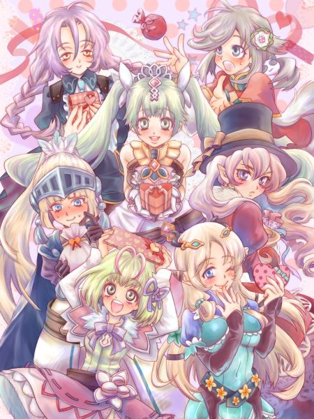 Rune Factory 4:Valentines: Factories Oo, Anime Manga Cartoon, Runes Factories Harvest, Moonrun Factories, Videos Games, Factories 4 Valentines, Moon Running Factories, Fans Art, Harvest Moon Running