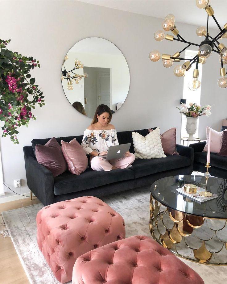 """Vanessa Valderrama auf Instagram: """"Habe so viele Fragen zu meinen Innenkissen, jetzt habe ich einen Beitrag im Blog geschrieben und mit dem Kissen verlinkt … – Eef m"""