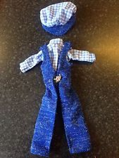 Faerie Glen 80s Dungaree Outfit For Sindy Or Tressy Doll