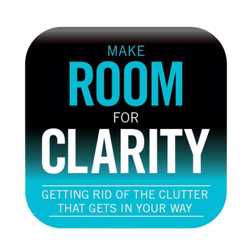 25 best cubicle organization images on pinterest for Best way to get rid of clutter