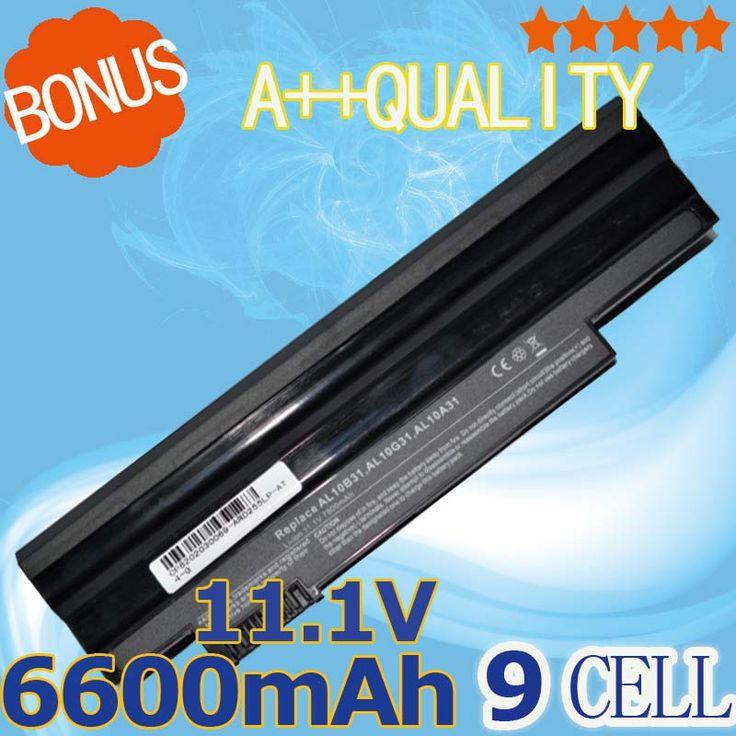 $22.60 (Buy here: https://alitems.com/g/1e8d114494ebda23ff8b16525dc3e8/?i=5&ulp=https%3A%2F%2Fwww.aliexpress.com%2Fitem%2F7800mAh-battery-for-Acer-Aspire-One-522-D255-722-AOD255-AOD260-D255E-D257-D257E-D260-D270%2F32443150801.html ) 6600mAh battery  for  Acer  Aspire One 522 D255 722 AOD255 AOD260 D255E  D257  D257E  D260  D270  E100  AL10A31 AL10B31 AL10G31 for just $22.60