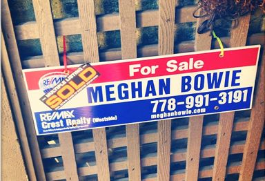 JUST SOLD - 807 Sawcut - Meghan Bowie