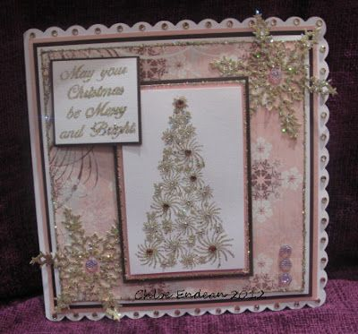 Stamps by Chloe: Merry and Bright